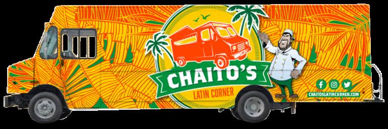 Chaito's Latin Corner food truck